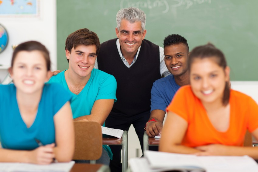 Adult esl teach