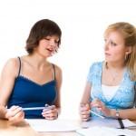 Teaching English one-to-one ESL tutoring