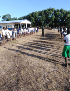 Teaching English to Young Learners in Madgascar