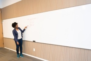 Using a white board to be creative in the ESL classroom